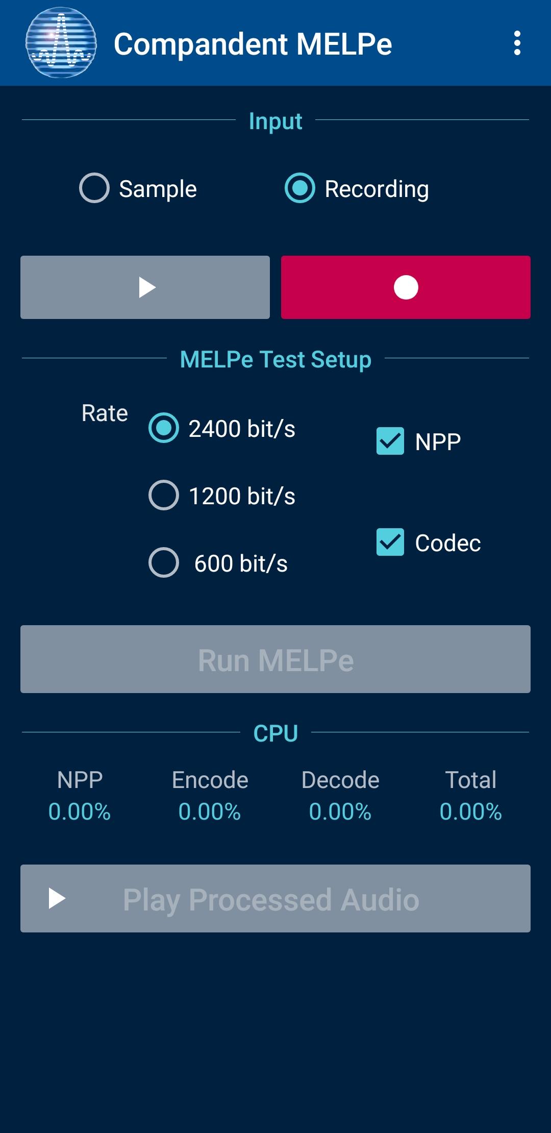 Compandent MELPeApp_3