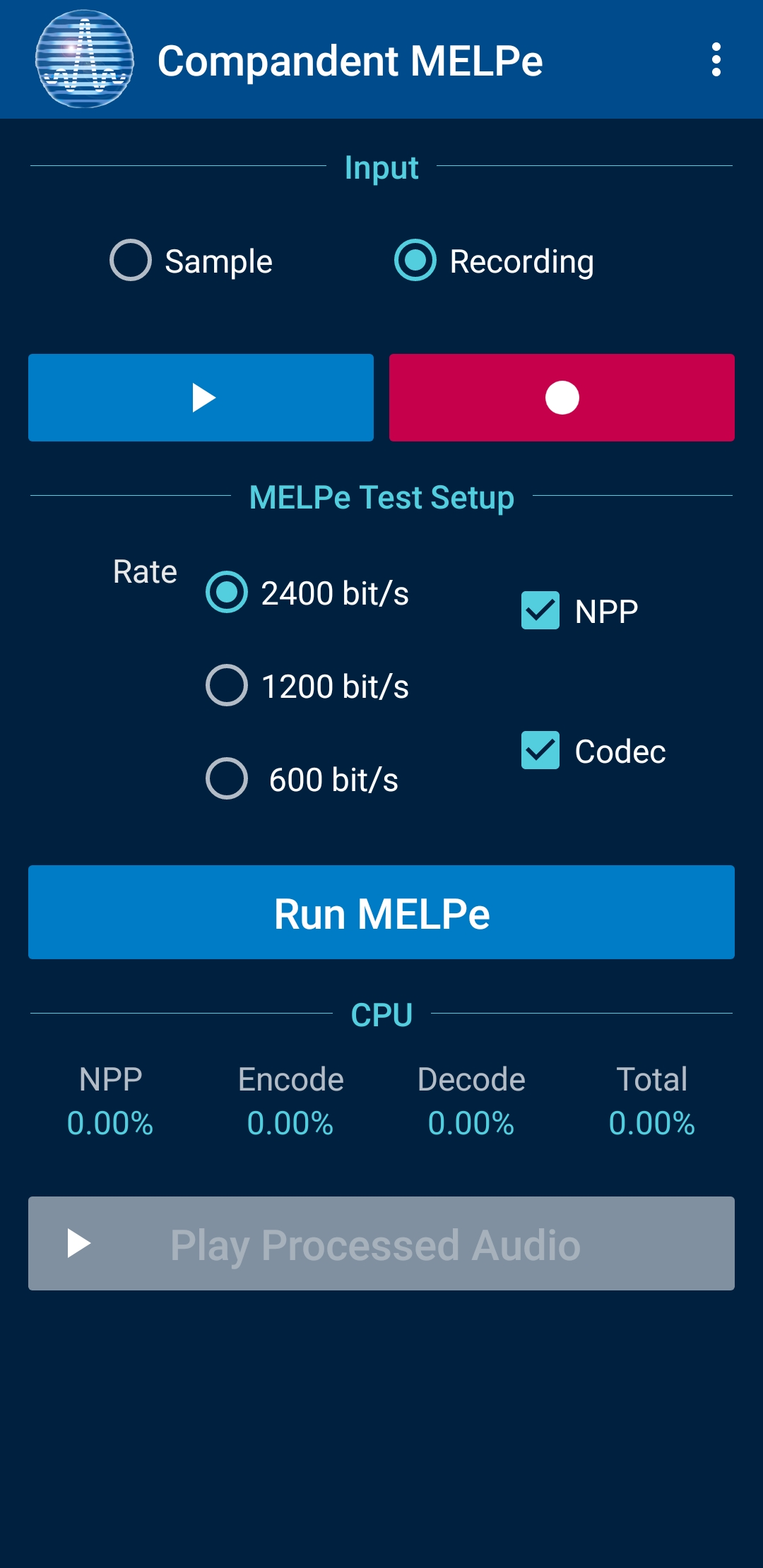 Compandent MELPeApp_4
